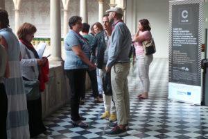 Projecte Coop'Art : Tallers Sobre La Venda De Productes A La Clientela Turística