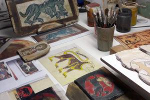 Classes De Ceràmica. Socarrats I Art Medieval
