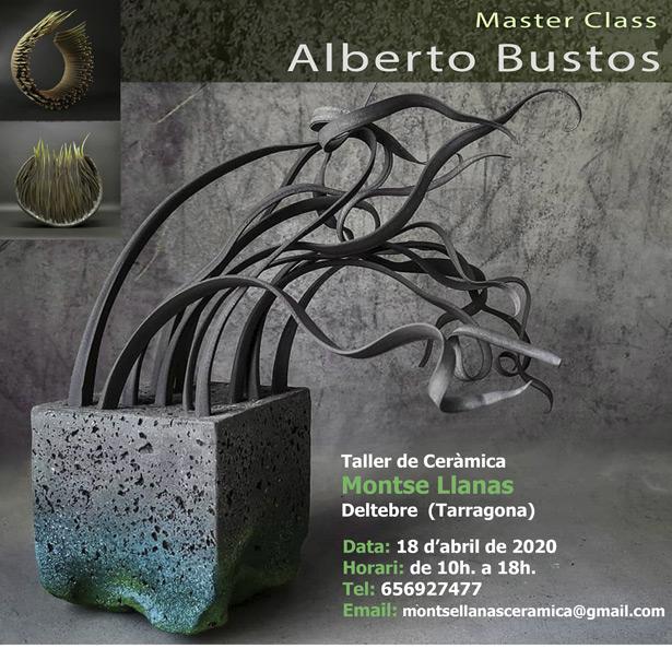 Masterclass Alberto Bustos