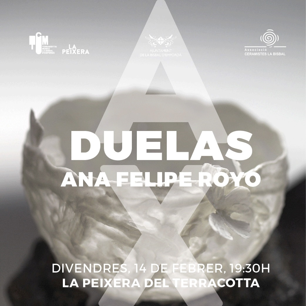 "Prorrogada Fins El 9 D'agost: ""Duelas"" D'Ana Felipe Royo"