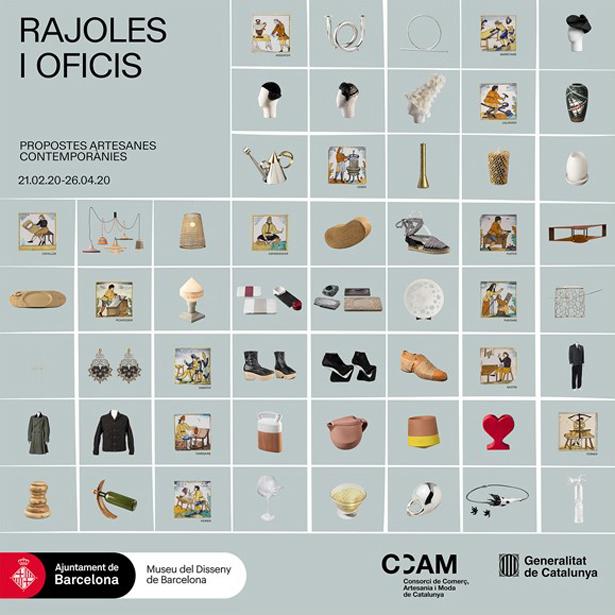Rajoles I Oficis. Propostes Artesanes Contemporànies