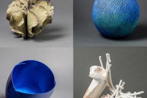 Quatre Artistes De La Galerie à Toucy Et à Roubaix