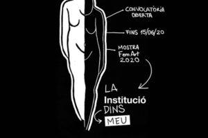 CONVOCATÒRIA OBERTA! MOSTRA FEMART 2020