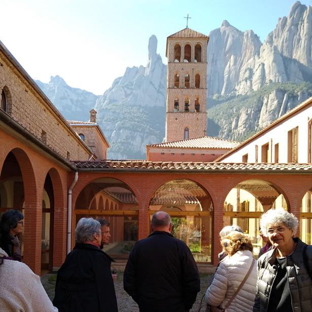 Visita Al Taller De Ceràmica De Les Benetes De Montserrat