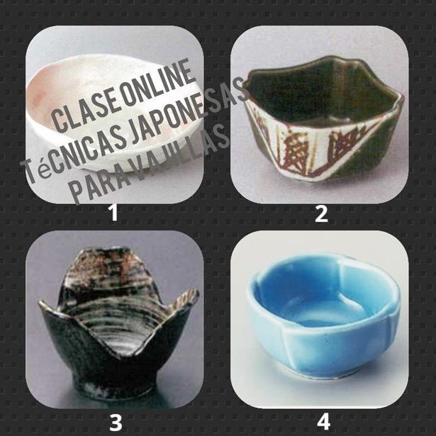 Noves Dates! Classe On-line:  Tècniques  Japoneses Per A Vaixelles