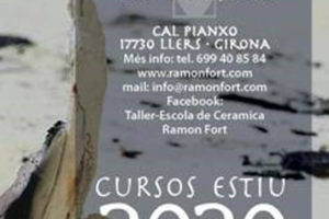 Cursos D'Estiu Taller-escola Ramon Fort