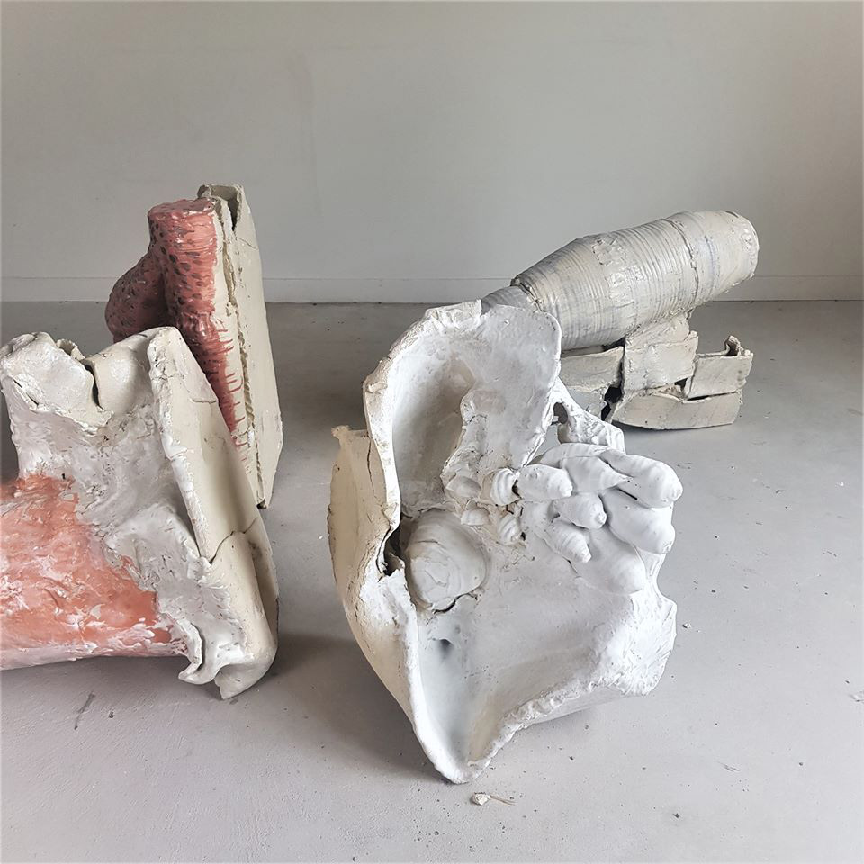 10 Anys D'escultura Ceràmica A Archers
