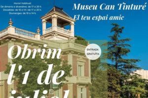 El Museu Can Tinturé Reobre Les Portes L'1 De Juliol