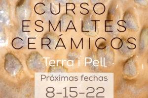 CURS D'ESMALTS D'ALTA TEMPERATURA
