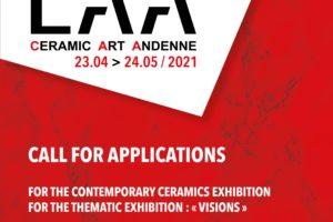 Ceramic Art Andenne Amplia La Data Límit De Convocatòria Al 9 D'agost