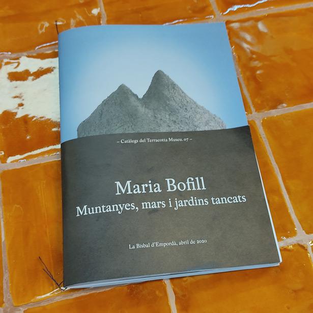 """Posposada La Presentació Del Catàleg """"Muntanyes, Mars I Jardins Tancats"""", De Maria Bofill"""