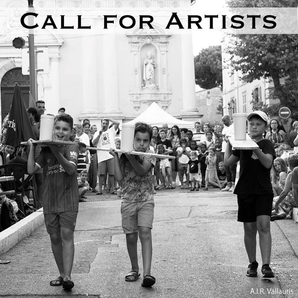 Convocatòria Per A Artistes. Residències D'estiu I Tardor 2020 Vallauris