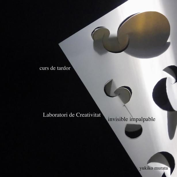 """Laboratori De Creativitat """"invisible Impalpable"""""""