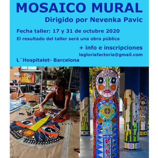 Taller Mosaico Mural Web