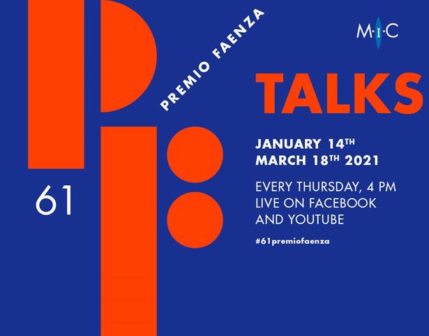 61è Premi Faenza Talks
