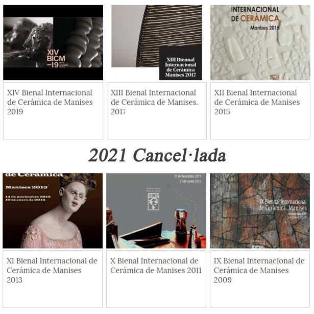 Cancel·lada La XV Biennal Internacional