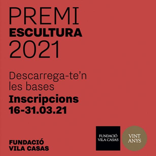 Premi D´Escultura Fundació Vila Casas