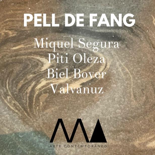 """Exposició """"Pell De Fang"""""""