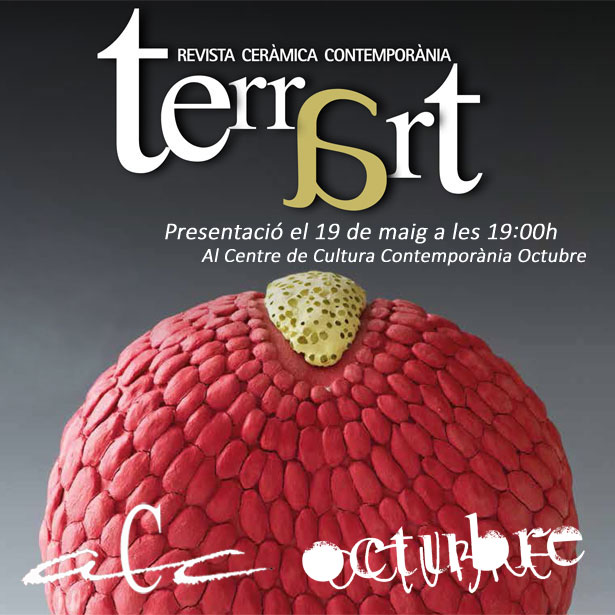 PRESENTACIÓ DE LA REVISTA TERRART