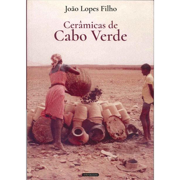 "Llibre ""Cerâmicas De Cabo Verde"""