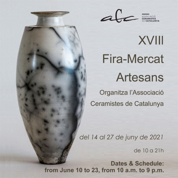 Fira-Mercat D'Artesans Al Portal De L'Àngel De Barcelona