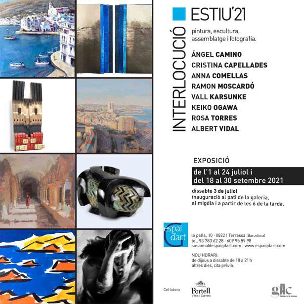 INTERLOCUCIÓ ESTIU'21
