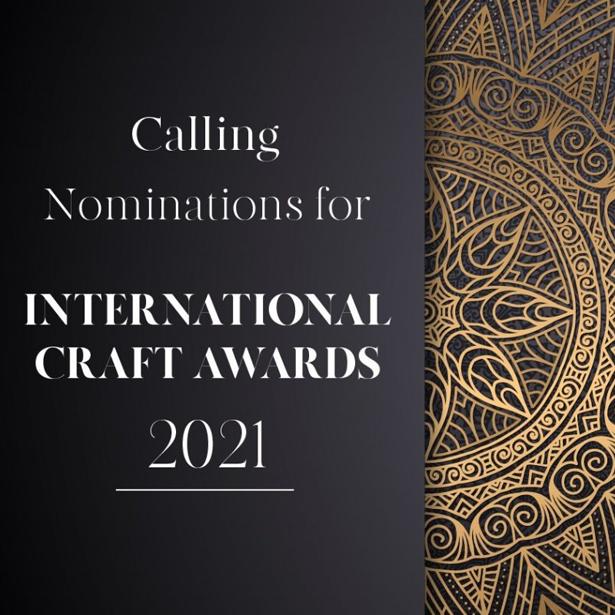 Convocada La 5a Edició Dels Premis Internacionals D'Artesania 2021 De Craft Village