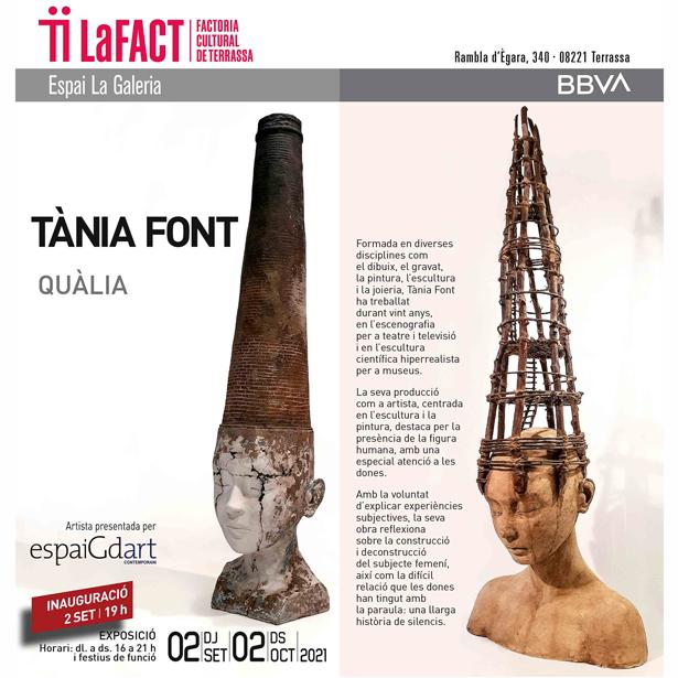 "Tània Font, ""Qualia"""