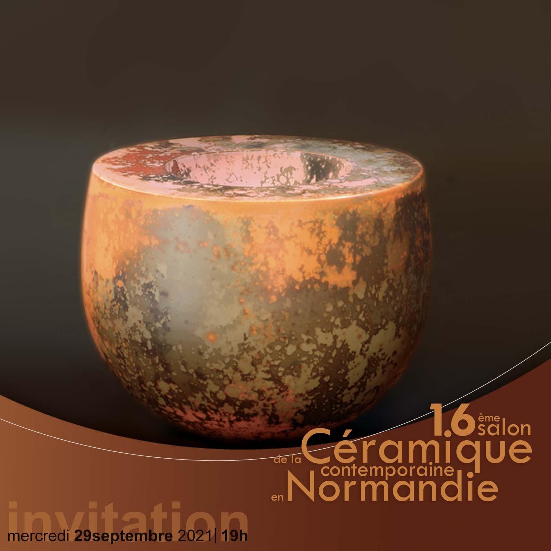 16ème Salon De La Céramique Contemporaine En Normandie
