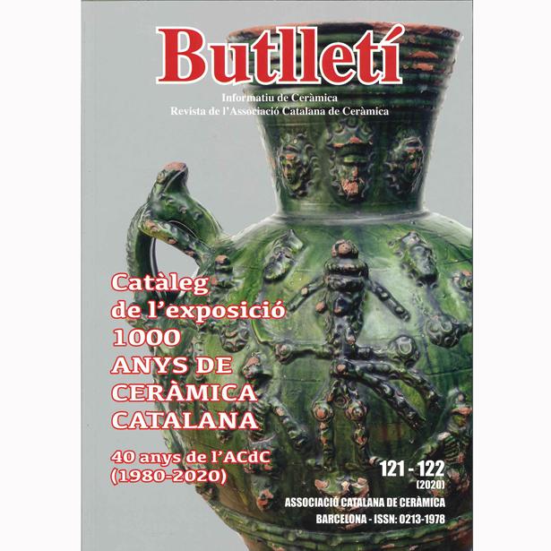 Butlletí Informatiu De Ceràmica 121-122