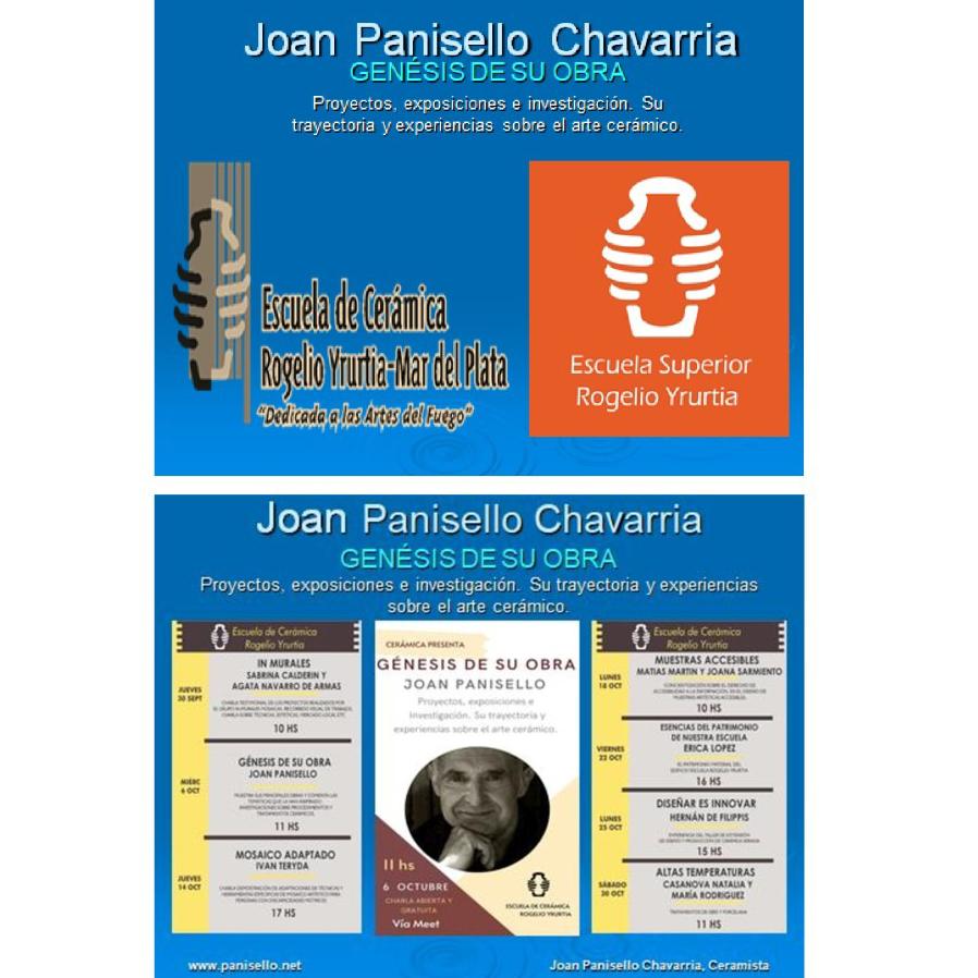Conferència De Joan Panisello Al Mar Del Plata