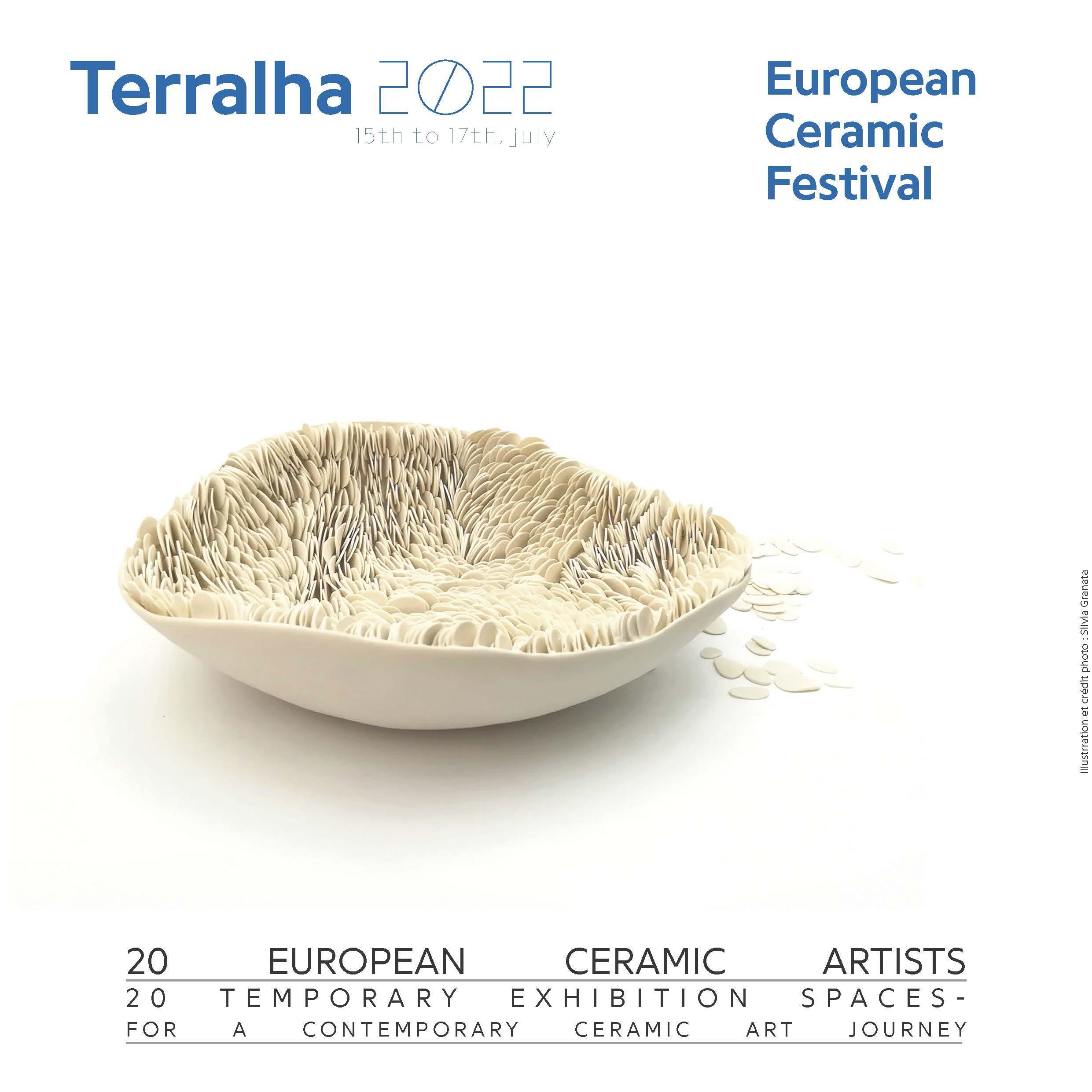 European Ceramic Festival. Terralha 2022